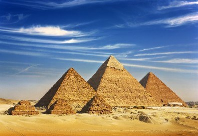Екскурзия в Египет през есента! 4 нощувки на база All Inclusive в Хургада, 3 нощувки на база FB на круизен кораб 5*, самолетен билет, летищни такси, трансфери и богата програма - Снимка