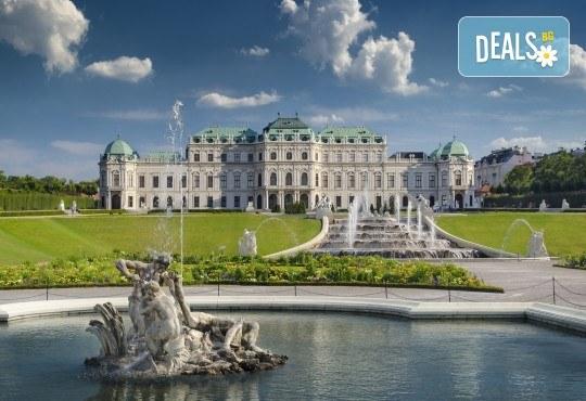 За 24-ти май във Виена, с Молина Травел! 2 нощувки със закуски в хотел 3*, транспорт и включено посещение на Пратера и Бирения фест във Виена! - Снимка 1