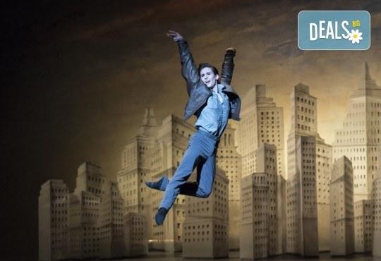 """Ексклузивно в Кино Арена! """"Сто години Ленард Бърнстейн""""- спектакъл на Кралския балет в Лондон! На 9, 12 и 13 Май в кината в София! Билет + комплимент! - Снимка 2"""