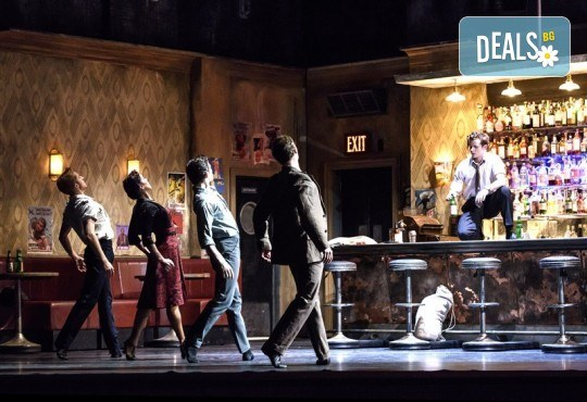 """Ексклузивно в Кино Арена! """"Сто години Ленард Бърнстейн""""- спектакъл на Кралския балет в Лондон! На 9, 12 и 13 Май в кината в София! Билет + комплимент! - Снимка 4"""