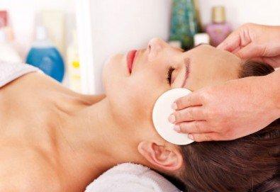 Чиста и сияйна кожа с мануално или ултразвуково почистване на лице в 8 стъпки от Sense of beauty studio! - Снимка