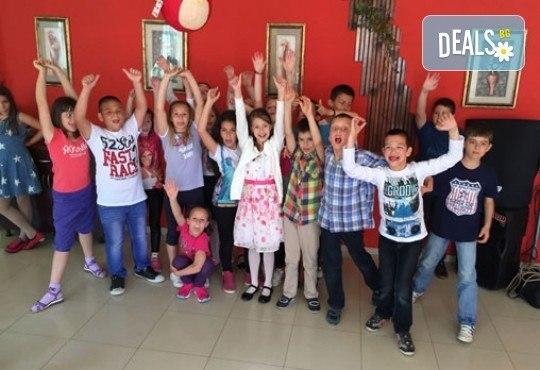 Вече и във Варна и Бургас! DJ-аниматор и озвучаване за детски рожден или имен ден и подарък: украса от балони! На избрано от Вас място! - Снимка 6