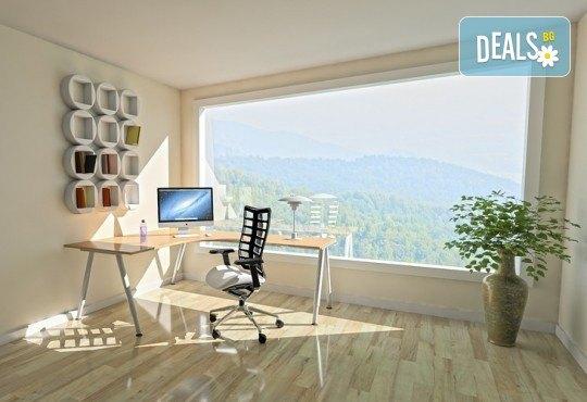 Двустранно измиване на прозорци, дограми и санитарни помещения до 120кв. метра от Клийн Хоум! Предплатете! - Снимка 1
