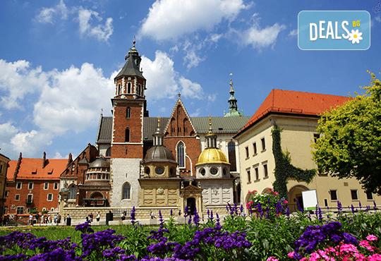 През юни или септември до Краков, Будапеща и Нови Сад: 4 нощувки със закуски, транспорт