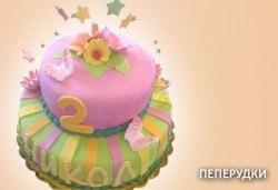 За принцеси! Торта с 3D дизайн с корона, еднорог или друг приказен герой от Сладкарница Джорджо Джани! - Снимка
