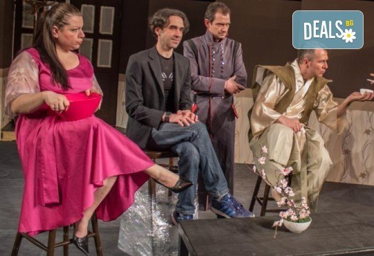 Щура комедия с Милица Гладнишка! Гледайте Брачни безумия, на 12.05. събота от 19ч. в Театър Сълза и Смях, билет за един - Снимка 7