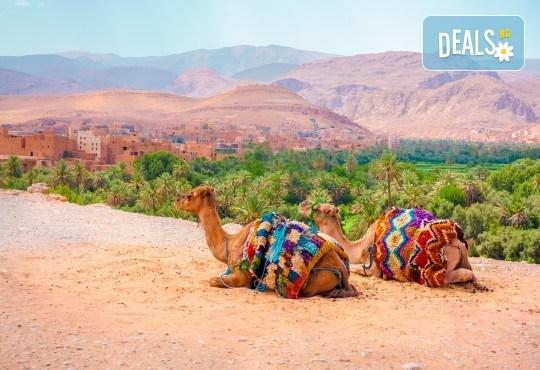Last minute! Майски празници в екзотично Мароко! 7 нощувки със закуски в хотели 4* в Маракеш и Агадир, самолетен билет и трансфери! - Снимка 1