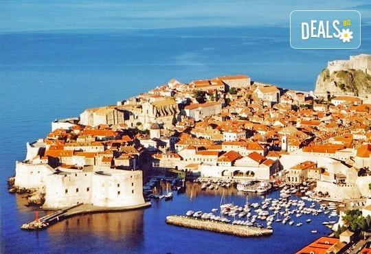 Черна гора и Хърватия: 3 нощувки, закуски и вечери в Будва, 1 ден в Дубровник, транспорт