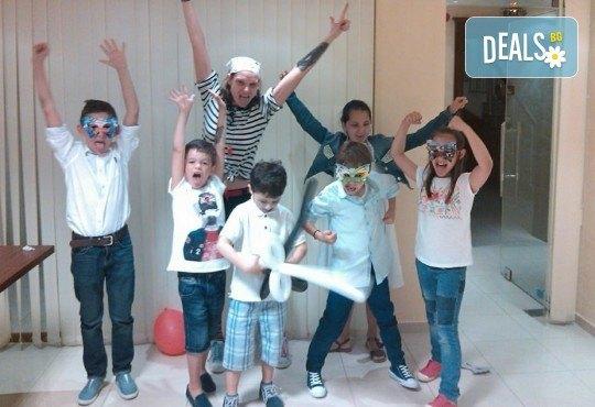 Незабравим празник за Вашето дете! Аниматор за детски рожден ден до 15 деца, облечен в герой по избор, 1 час занимателни игри, балони и рисунки! - Снимка 3