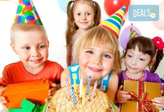 Незабравим празник за Вашето дете! Аниматор за детски рожден ден до 15 деца, облечен в герой по избор, 1 час занимателни игри, балони и рисунки! - Снимка 1