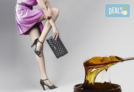 Сдобийте се с копринено гладка кожа! Кола маска на цяло тяло за жени в салон за красота The One & Only! - Снимка 1