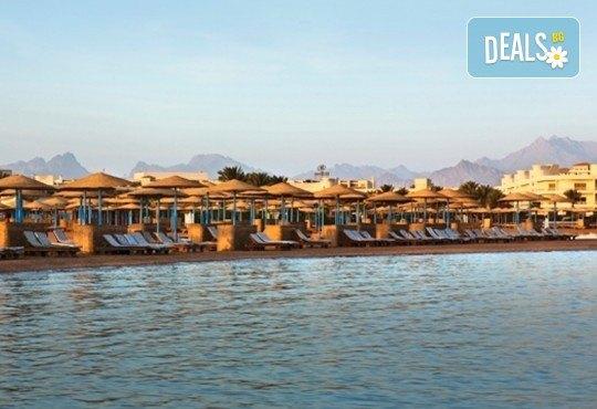 Last minute почивка в Египет - страната на фараоните! 7 нощувки в хотел Hilton Hurghada Long Beach Resort 5*, Хургада, самолетен билет, летищни такси и трансфери - Снимка 13