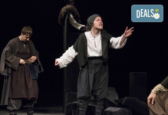 Премиера за сезона! Гледайте Как Инджето не стана цар на 12.05. от 19ч. в Младежки театър, 1 билет! - Снимка 6
