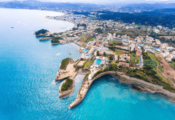 Майски празници на красивия остров Корфу - 4 нощувки със закуски и вечери, транспорт, водач и бонус: Гръцка вечер с програма! - Снимка