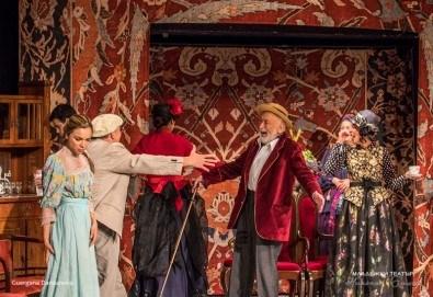 Гледайте постановката Иванов от А. П. Чехов, на 25.05.. от 19ч., в Младежки театър! С награда Икар 2017 за поддържаща мъжка роля! 1 билет - Снимка