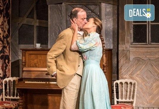 Гледайте постановката Иванов от А. П. Чехов, на 25.05. от 19ч., в Младежки театър! С награда Икар 2017 за поддържаща мъжка роля! 1 билет - Снимка 4