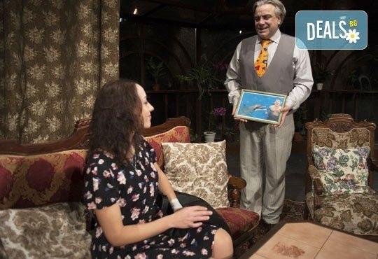 Гледайте Герасим Георгиев - Геро и Владимир Пенев в Семеен албум на 26.05. от 19 ч, в Младежки театър, 1 билет! - Снимка 5