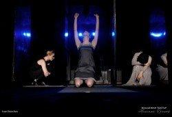 """Tри великолепни актриси в """"Nordost - приказка за разрушението""""! Гледайте на 31.05. от 19ч. в Младежки театър, камерна сцена, билет за един! - Снимка"""