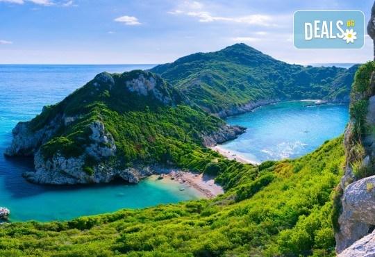 Почивка през септември на остров Корфу, Гърция! 4 нощувки със закуски и вечери или на база All Inclusive, транспорт, фериботни такси и билети! - Снимка 4