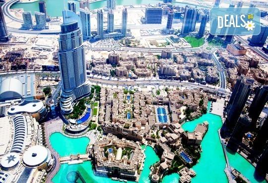 Last minute! Екскурзия до екзотичния Дубай през юни или юли - 4 нощувки със закуски, самолетен билет и трансфери! - Снимка 1