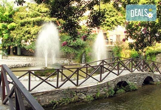 Еднодневна екскурзия до града на водопадите Едеса в Гърция! Транспорт, екскурзовод и програма от Глобус Турс! - Снимка 1