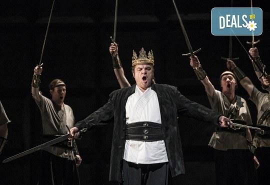Ексклузивно в Кино Арена! МАКБЕТ, опера на Джузепе Верди, спектакъл на Кралската опера в Лондон, на 30.05., 02.06. и 03.06., в кината в София! - Снимка 5