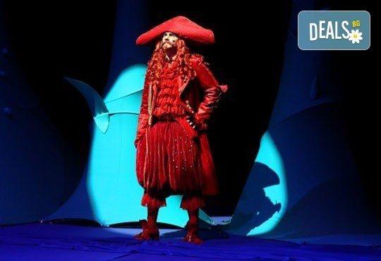 Приказка за малки и големи! Гледайте мюзикъла Питър Пан в Театър София на 13.05. от 11.00 ч., билет за двама! - Снимка 1