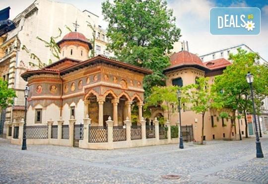 Екскурзия през май или юни до Ивановските скални манастири, Букурещ и Русе - 1 нощувка със закуска, транспорт и екскурзовод - Снимка 5