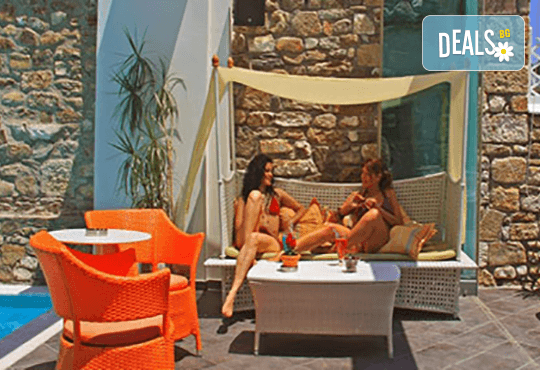 Last minute! Мини почивка за Гергьовден на о. Тасос, Гърция! 2 нощувки със закуски в Lido Hotel 3*, транспорт, екскурзовод и разходка в Лименас! - Снимка 12