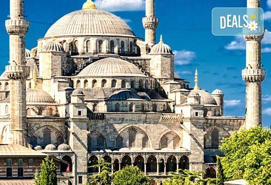 Майски празници в космополитния Истанбул! 2 нощувки със закуски в хотел 3*, транспорт и посещение на Одрин! - Снимка 2