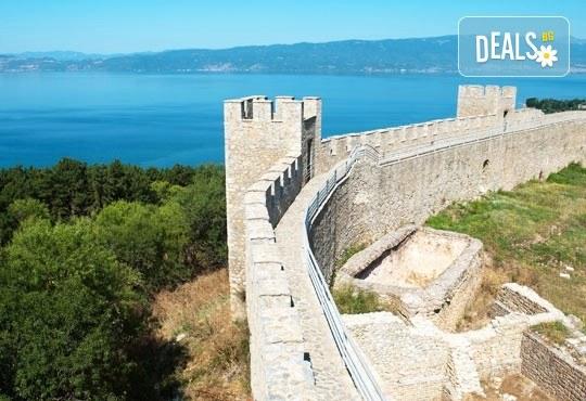 Уикенд екскурзия в края на май до Охрид, Македония! 1 нощувка със закуска в Hotel Villa Classic, транспорт, екскурзовод и разходка в Скопие - Снимка 2