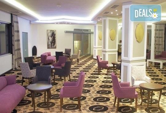 Почивка в хотел Sentinus 4*, Кушадасъ, Турция, през май! 5 или 7 нощувки на база All Inclusive, безплатно за дете до 12.99г. и възможност за транспорт! - Снимка 6