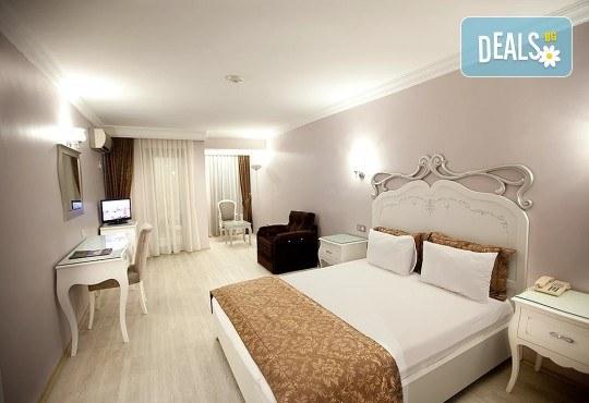 Почивка в хотел Sentinus 4*, Кушадасъ, Турция, през май! 5 или 7 нощувки на база All Inclusive, безплатно за дете до 12.99г. и възможност за транспорт! - Снимка 3