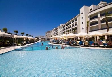 Last minute! Почивка през юни в Port River Hotel & SPA 5*, Сиде, Турция! 7 нощувки на база Ultra All Inclusive, самолетен билет и трансфери! - Снимка