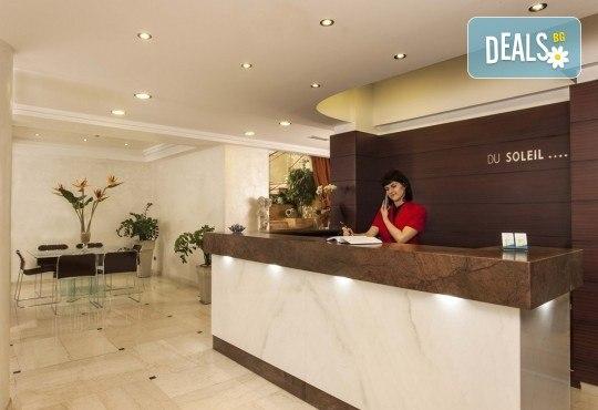 Почивка в Римини, Италия, през юни! 7 нощувки със закуски и вечери в Hotel Du Soleil 4*, самолетен билет с летищни такси, трансфери и екскурзии до Болоня и Сан Марино - Снимка 5