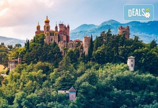Почивка в Римини, Италия, през юни! 7 нощувки със закуски и вечери в Hotel Du Soleil 4*, самолетен билет с летищни такси, трансфери и екскурзии до Болоня и Сан Марино - Снимка 10