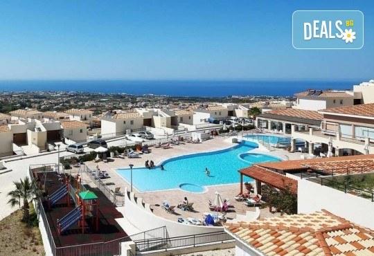 Почивка в Пафос, o. Кипър, май или юни: 5 нощувки, самолетен билет и трансфери
