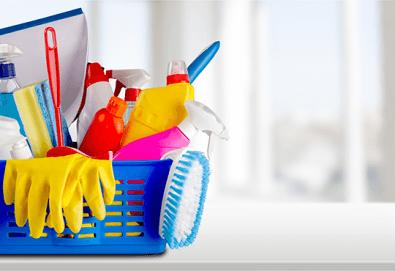 Спестете време и усилия! Комплексно почистване на дом или офис до 100 кв.м от Професионално почистване Брилянтин БГ! - Снимка