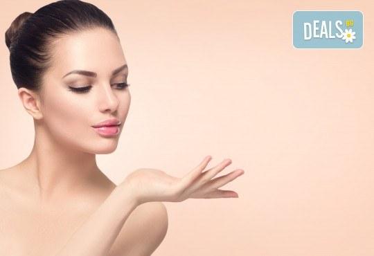 Нехирургично премахване на бръчки, стягане и лифтиране контура на лицето с филър Instant Lifting на една или четири зони в Wellness Center Ganesha! - Снимка 2