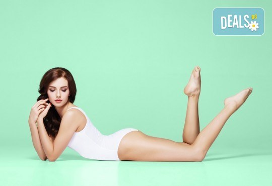 Антицелулитна пресотерапия на цели крака - 1 или 10 процедури, в салон за красота Алма Морел! - Снимка 1