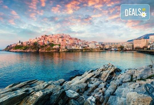 Еднодневна екскурзия до Кавала, Гърция - перлата на Бяло море, през май или юни! Транспорт, водач и програма от Глобус Турс! - Снимка 3