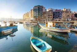 Екскурзия до Малта през октомври с Дари Травел! 4 нощувки със закуски в хотел 3* в Сейнт Джулианс, самолетен билет, трансфери и застраховка - Снимка