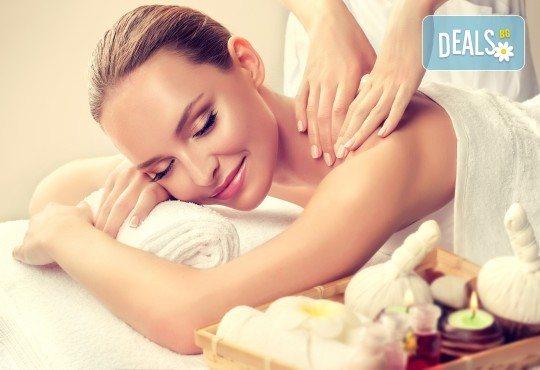 Отдайте се на релакс с едночасов масаж с топли вулканични камъни на цяло тяло в център Beauty&Relax, Варна! - Снимка 3