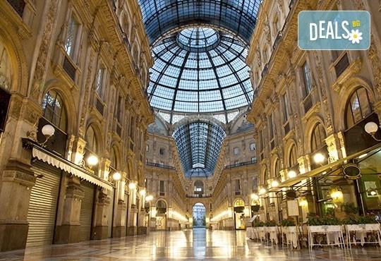 Милано и Френската ривиера: 3 нощувки, закуски, билет, летищни такси и тур в Генуа, Милано