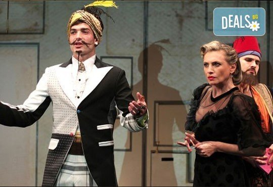 Гледайте Лилия Маравиля в Госпожа Министершата на 27.05. от 19 ч., Театър София, билет за един - Снимка 6