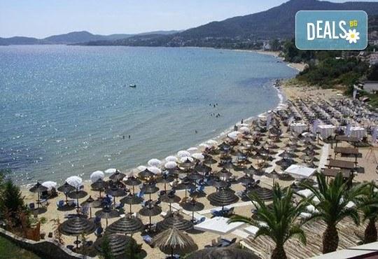За 24-май почивка в Elena House в Палео Цифлики, Гърция! 3 нощувки със закуски в двуспални апартаменти, безплатно за дете до 3г. - Снимка 1