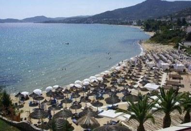 За 24-май почивка в Elena House в Палео Цифлики, Гърция! 3 нощувки със закуски в двуспални апартаменти, безплатно за дете до 3г. - Снимка