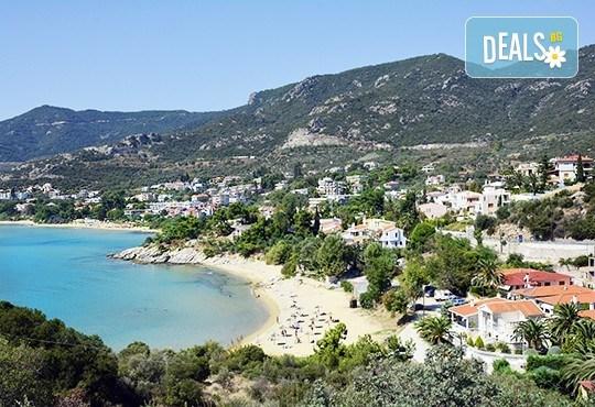 За 24-май почивка в Elena House в Палео Цифлики, Гърция! 3 нощувки със закуски в двуспални апартаменти, безплатно за дете до 3г. - Снимка 2