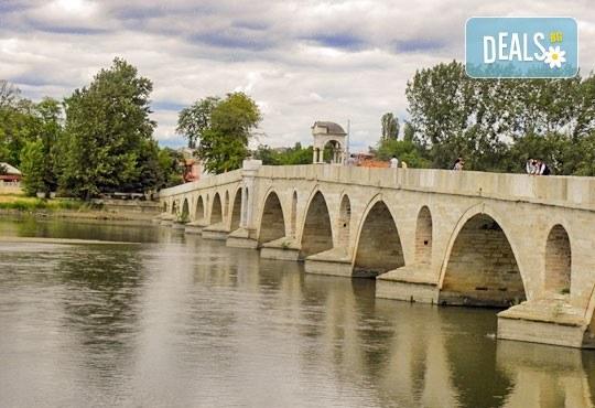 На разходка и шопинг за един ден в Одрин, Турция, с Дениз Травел! Транспорт, водач, панорамна обиколка и посещение на Margi Outlet - Снимка 3