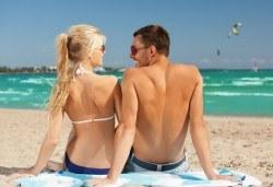 Слънце, пясък и море! Еднодневна екскурзия с плаж до Офринио, Гърция - транспорт и водач от Глобус Турс! - Снимка
